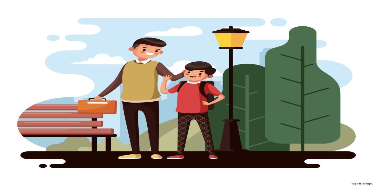 Pais concurseiros: veja dicas para aliar estudos e relação com os filhos