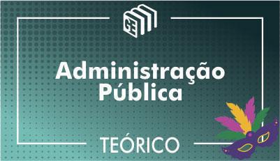 Administração Pública - Teórico