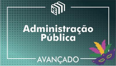 Administração Pública - Avançado