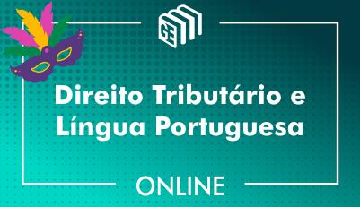 Direito Tributário e Língua Portuguesa