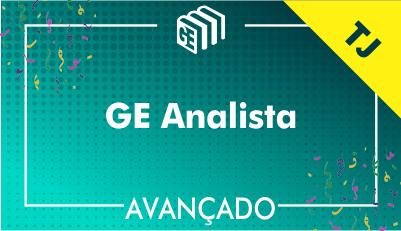 GE Analista TJ - Avançado