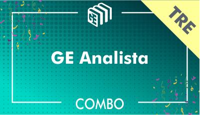 GE Analista TRE - Combo