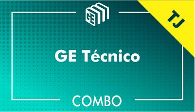 GE Técnico TJ - Combo