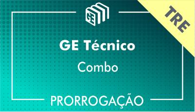 2019/2020 - GE Técnico TRE - Combo - Prorrogação