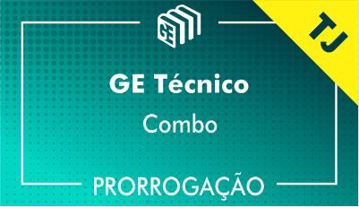 2019/2020 - GE Técnico TJ - Combo - Prorrogação