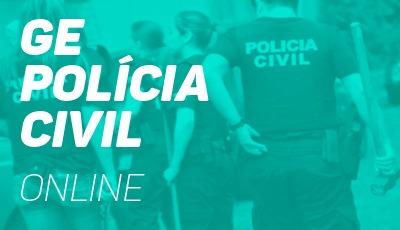 GE Polícia Civil - Online