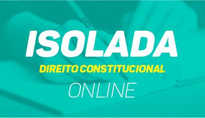 Direito Constitucional - Online