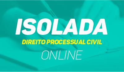 Direito Processual Civil - Online