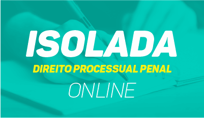 Direito Processual Penal -Online