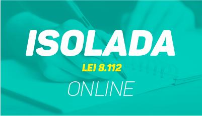 Lei 8112-90 - Online
