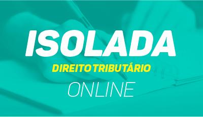 Direito Tributário - Online