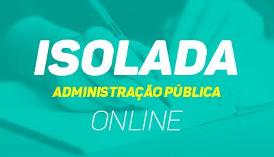 Administração Pública - Online