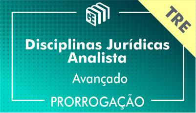 2019/2020 - Disciplinas Jurídicas Analista TRE - Avançado - Prorrogação