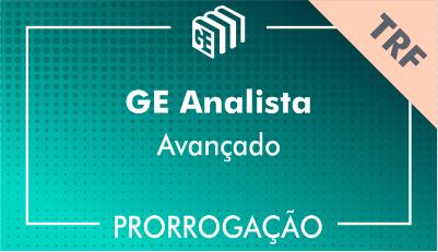 2019/2020 - GE Analista TRF - Avançado - Prorrogação