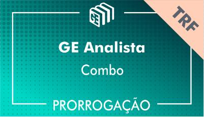 2019/2020 - GE Analista TRF - Combo - Prorrogação