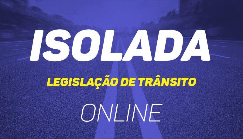 202101 - Legislação de trânsito - PRF