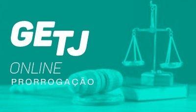 Grupo de Estudos TJ Brasil - Prorrogação