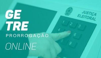Grupo de Estudos TRE Brasil - Prorrogação
