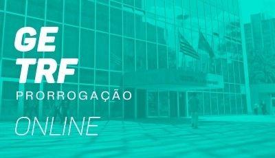 Grupo de Estudos TRF Brasil - Prorrogação