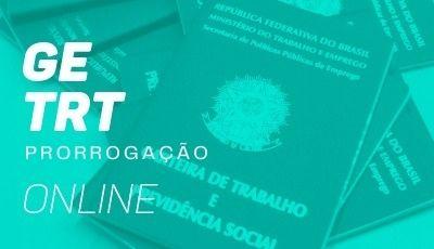 Grupo de Estudos TRT Brasil - Prorrogação