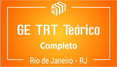 GE TRT Brasil Teórico - Rio de Janeiro - RJ