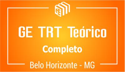 GE TRT Brasil Teórico - Belo Horizonte - MG