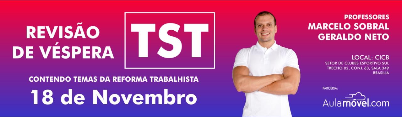 Banner RV TST