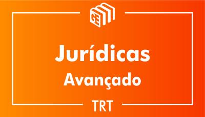 Disciplinas Jurídicas TRT - Curso Avançado - Online/Ao vivo