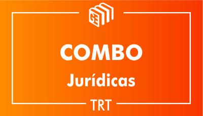 Disciplinas Jurídicas TRT - Combo Avançado e Teórico - Online/Ao vivo