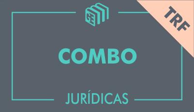 GE 2017/2018 - Disciplinas Jurídicas TRF Brasil - Combo Avançado e Teórico
