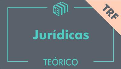 GE 2017/2018 - Disciplinas Jurídicas TRF - Teórico - Online