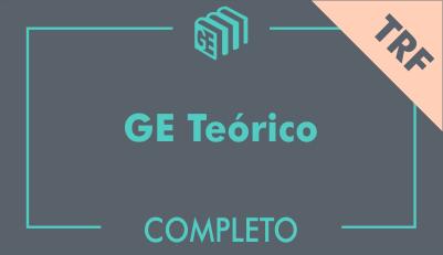 GE 2017/2018 - GE TRF Brasil Teórico - Online