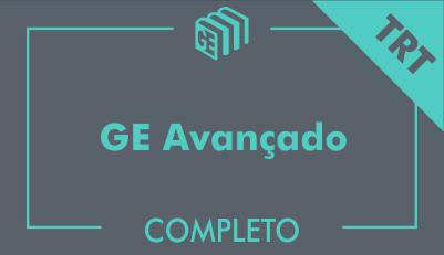 GE 2017/2018 - GE TRT Brasil Avançado - Online