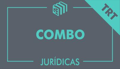 Disciplinas Jurídicas TRT - Combo  Avançado e Teórico  - Online