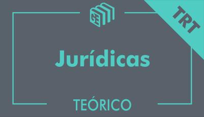 GE 2017/2018 - Disciplinas Jurídicas TRT - Curso Teórico - Online