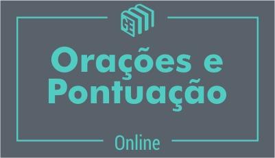 Língua Portuguesa - Orações e Pontuação - Online