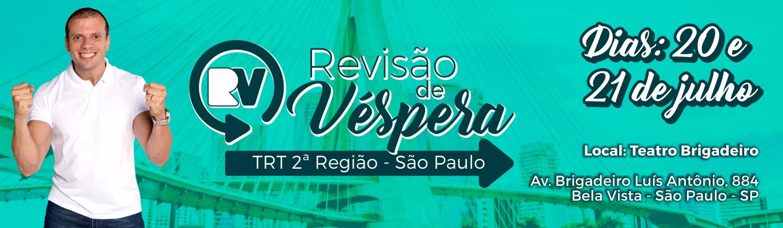 Banner-Revisão de Véspera TRT 2ª Região