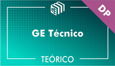 GE Técnico DP - Teórico