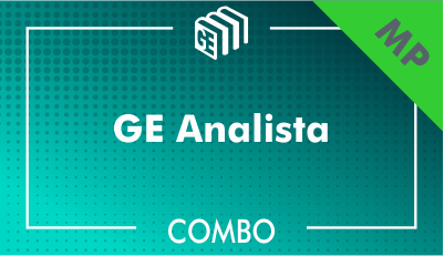 GE Analista MP - Combo