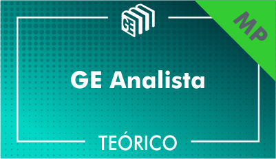 GE Analista MP - Teórico