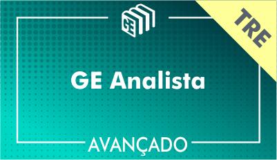 GE Analista TRE - Avançado