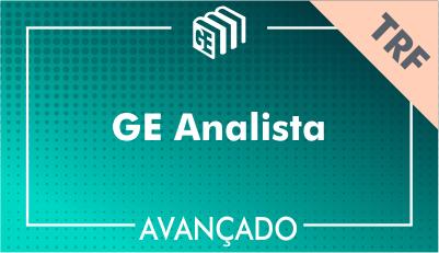 GE Analista TRF - Avançado