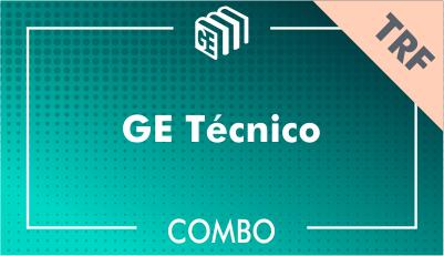 GE Técnico TRF - Combo