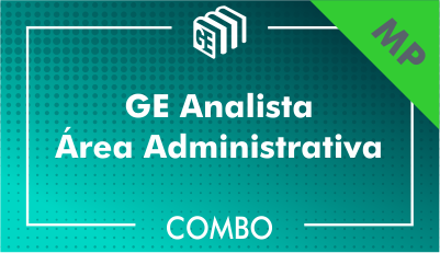 GE Analista Administrativo MP - Combo