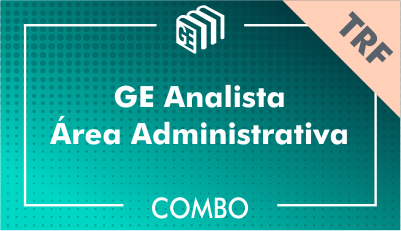 GE Analista Administrativo TRF - Combo